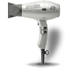 Parlux 3500 Super Compact Haartrockner Silber