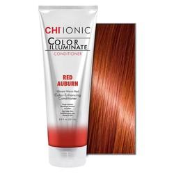 CHI Iluminar iónica color rojo Acondicionador Auburn