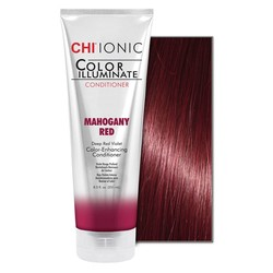 CHI Ionic Farbe Illuminate Conditioner Mahagoni Rot