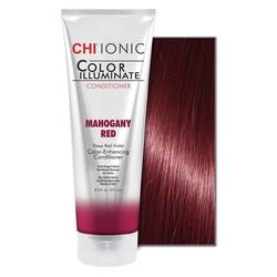 CHI Ionico colori Illuminate Conditioner rosso mogano