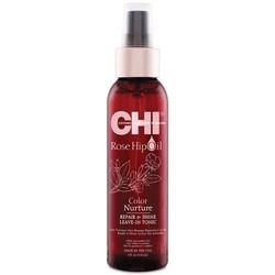 CHI Aceite de rosa mosqueta Reparación y Shine-Dejar en Tonic