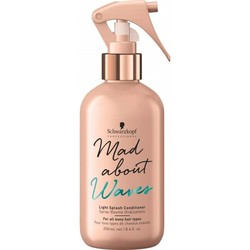 Schwarzkopf Mad About Waves Light Spray Conditioner 250ml