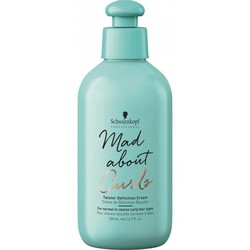 Schwarzkopf Mad About Curls Definition Cream 200ml