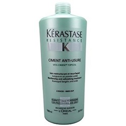 Kerastase Resistance Ciment Anti Usure Conditioner 1000ml