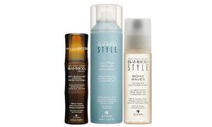 Alterna Hair spray