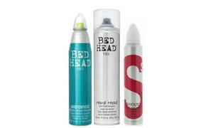 Tigi spray para el cabello