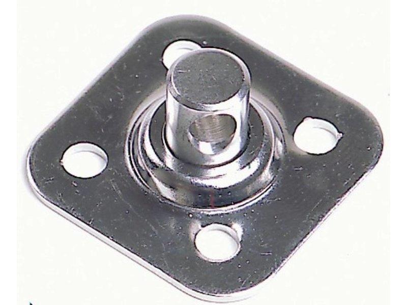 Optiparts Wartelplaat 35x35mm