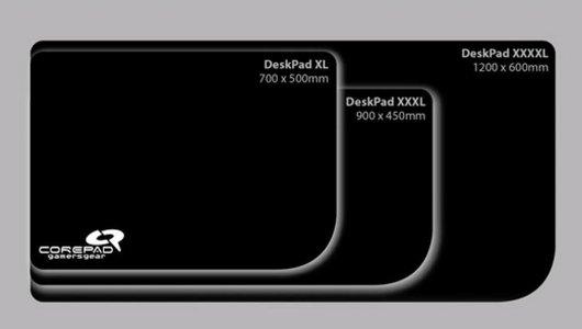 DeskPad overview