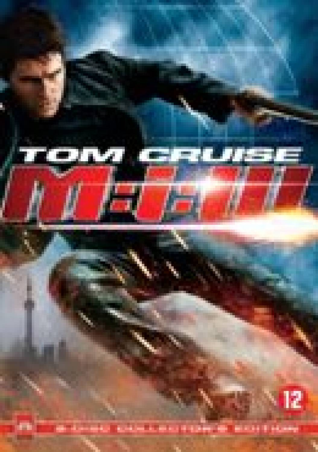 mission impossible 3 2 dvd the movie store. Black Bedroom Furniture Sets. Home Design Ideas