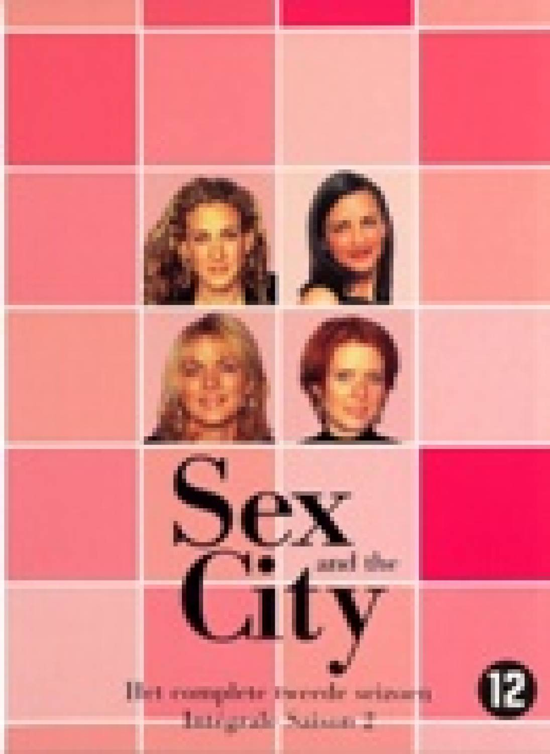 Sex and the city dvd season 2