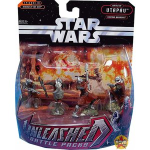 Star Wars Unleashed - Utapaun Warriors