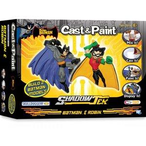 Batman Cast & Paint: Batman & Robin