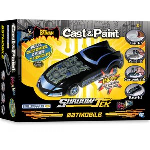 Batman Cast & Paint: Batmobil