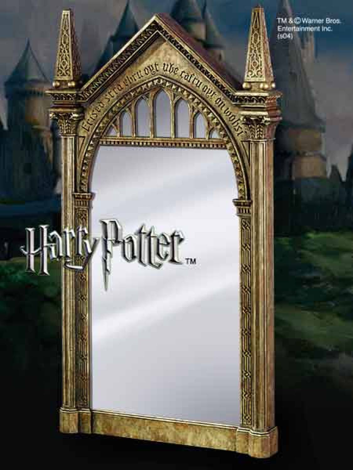 Hp the mirror of erised the movie store for Miroir du rised