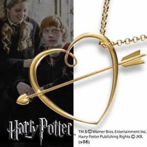 HP - Ron Weasley's Sweetheart Necklace