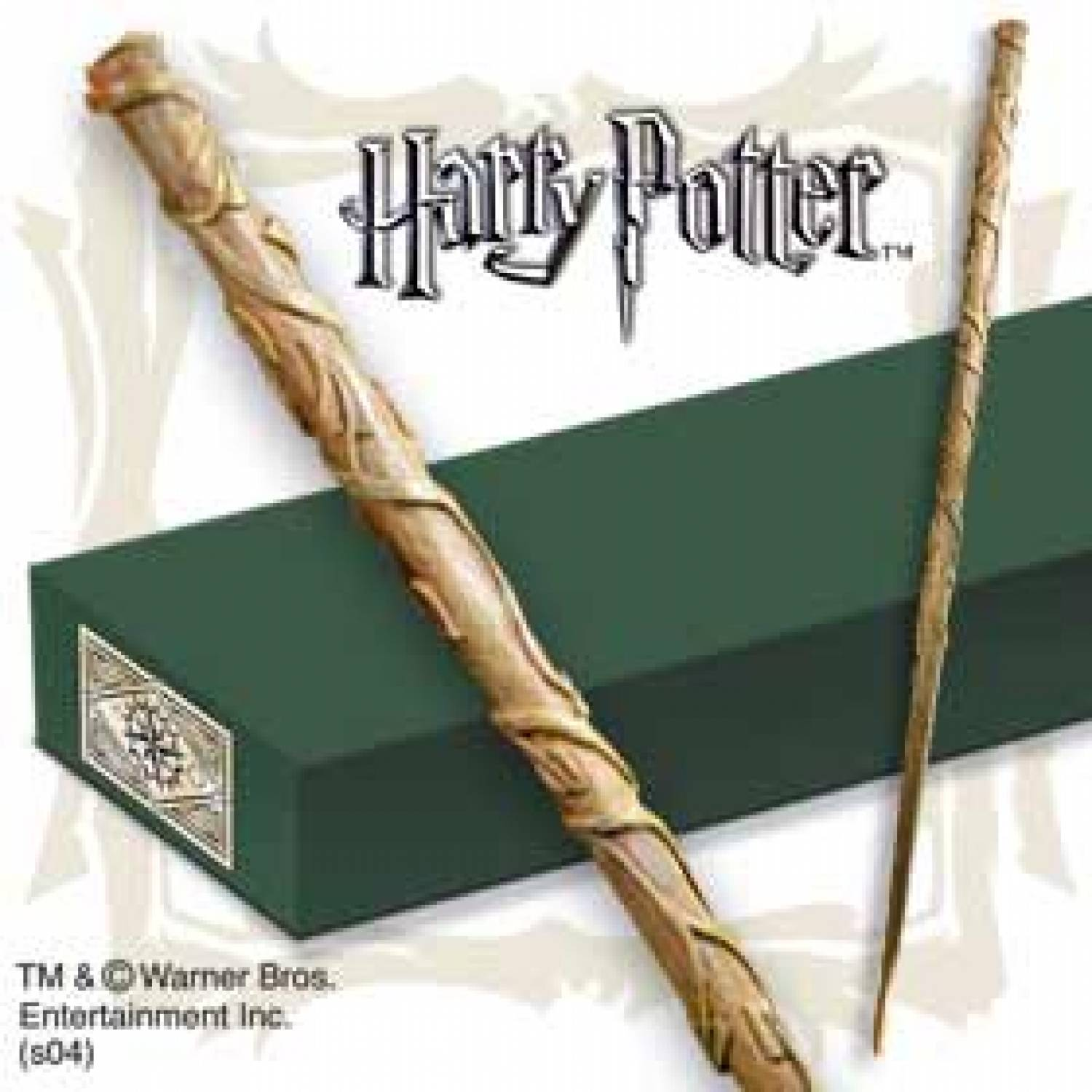Hp hermione granger 39 s wand the movie store for Static wand