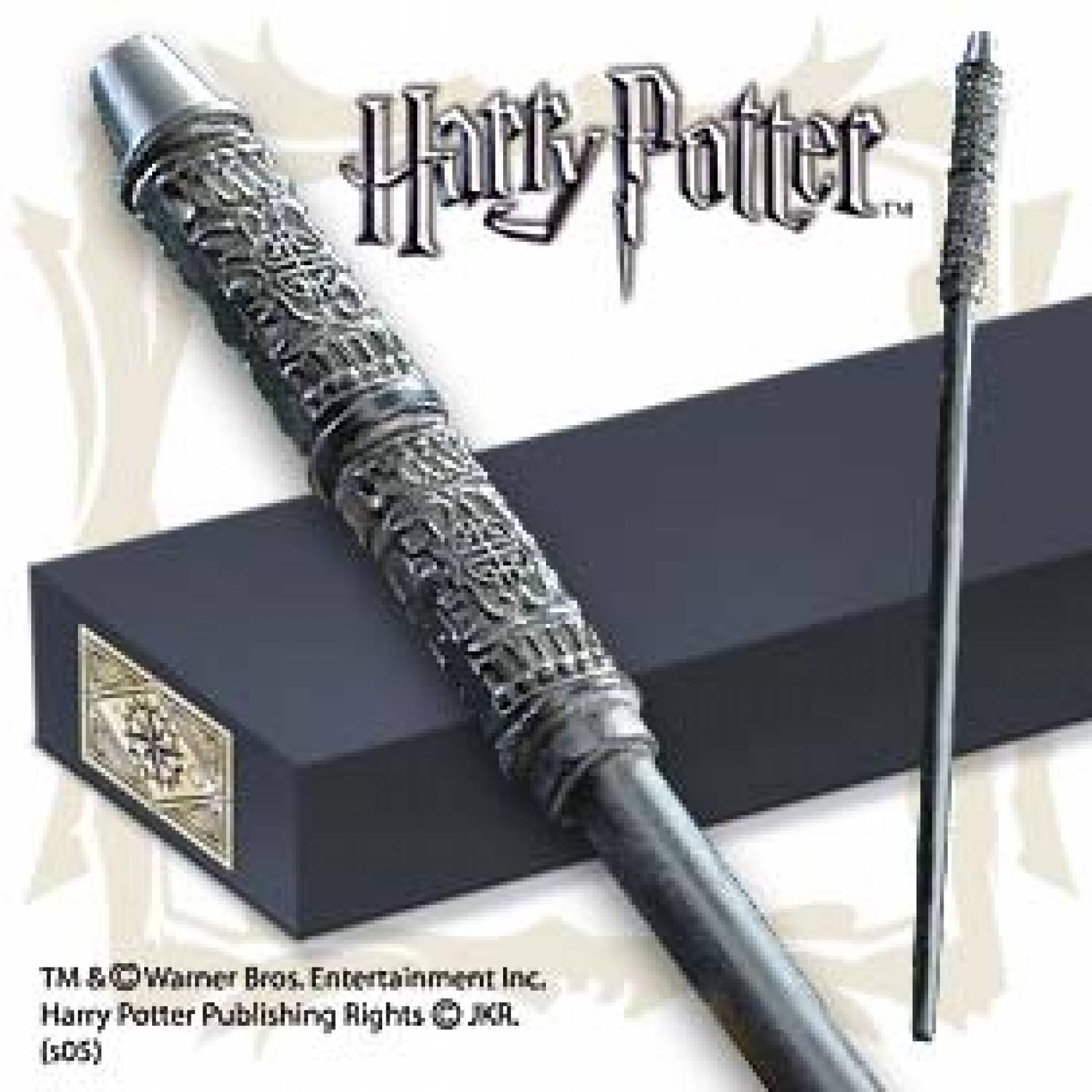 Hp professor snape s wand the movie store for Static wand