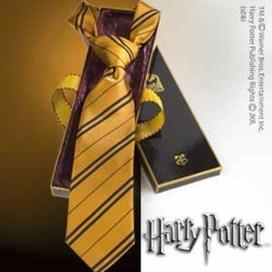 HP - Hufflepuff ™ House Tie