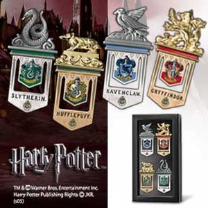 HP - Hogwarts Bookmarks