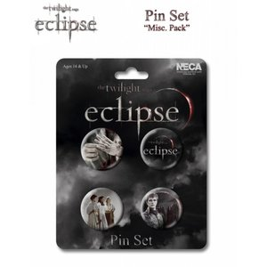 "Twilight Eclipse Pin Set ""Misc. pack"""