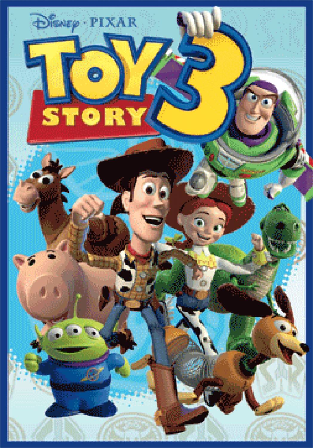 Toy Story 3 - 3D Poster - The Movie Store