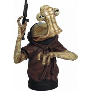 Star Wars - Hammerhead Mini Bust