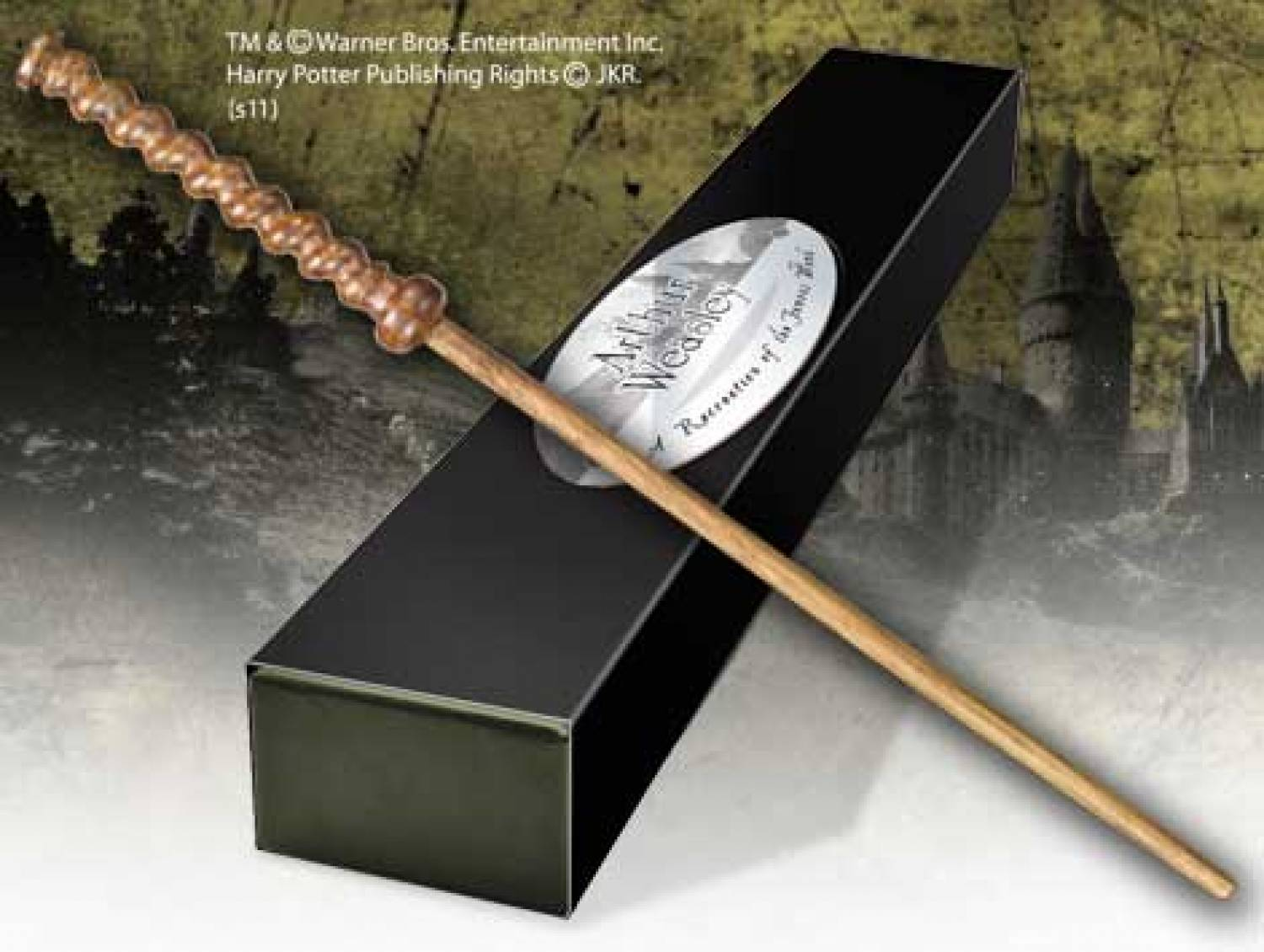 Hp the deathly hallows arthur weasley 39 s wand the movie for Harry potter grindelwald wand