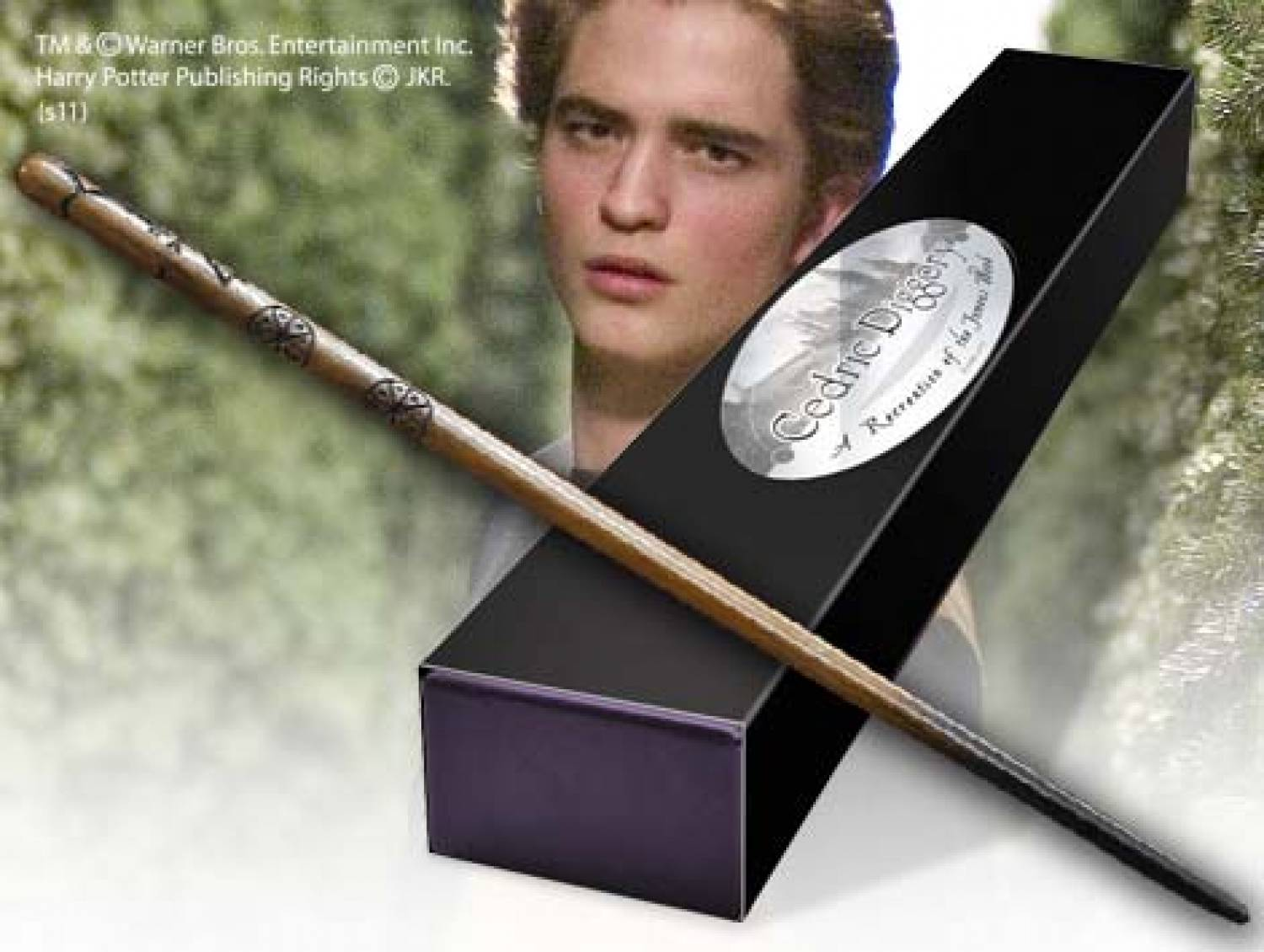 Hp the deathly hallows cedric diggory 39 s wand the movie for Static wand