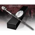 HP & the Deathly Hallows Death Eater Wand (Skull)