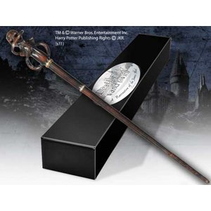 HP & the Deathly Hallows Death Eater Wand (swirl)