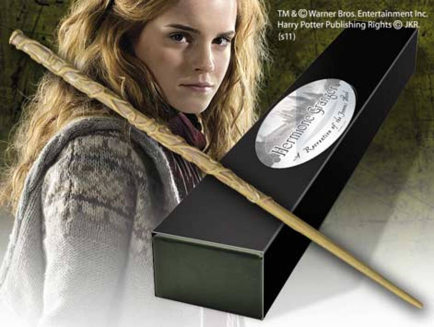 Harry potter the deathly hallows hermione granger 39 s wand for Harry potter and the deathly hallows wand