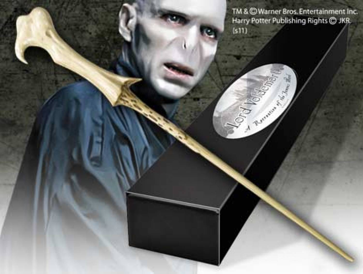 Harry potter the deathly hallows lord voldemort 39 s wand for The deathly hallows wand