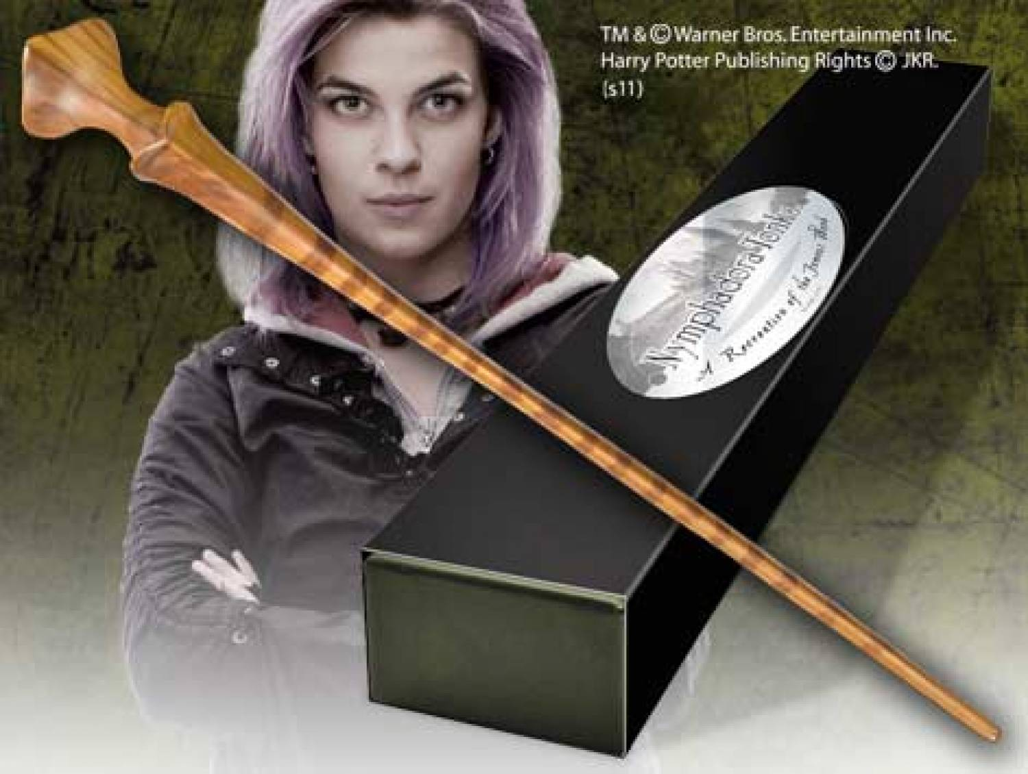 hp the deathly hallows nymphadora tonks 39 s wand the. Black Bedroom Furniture Sets. Home Design Ideas