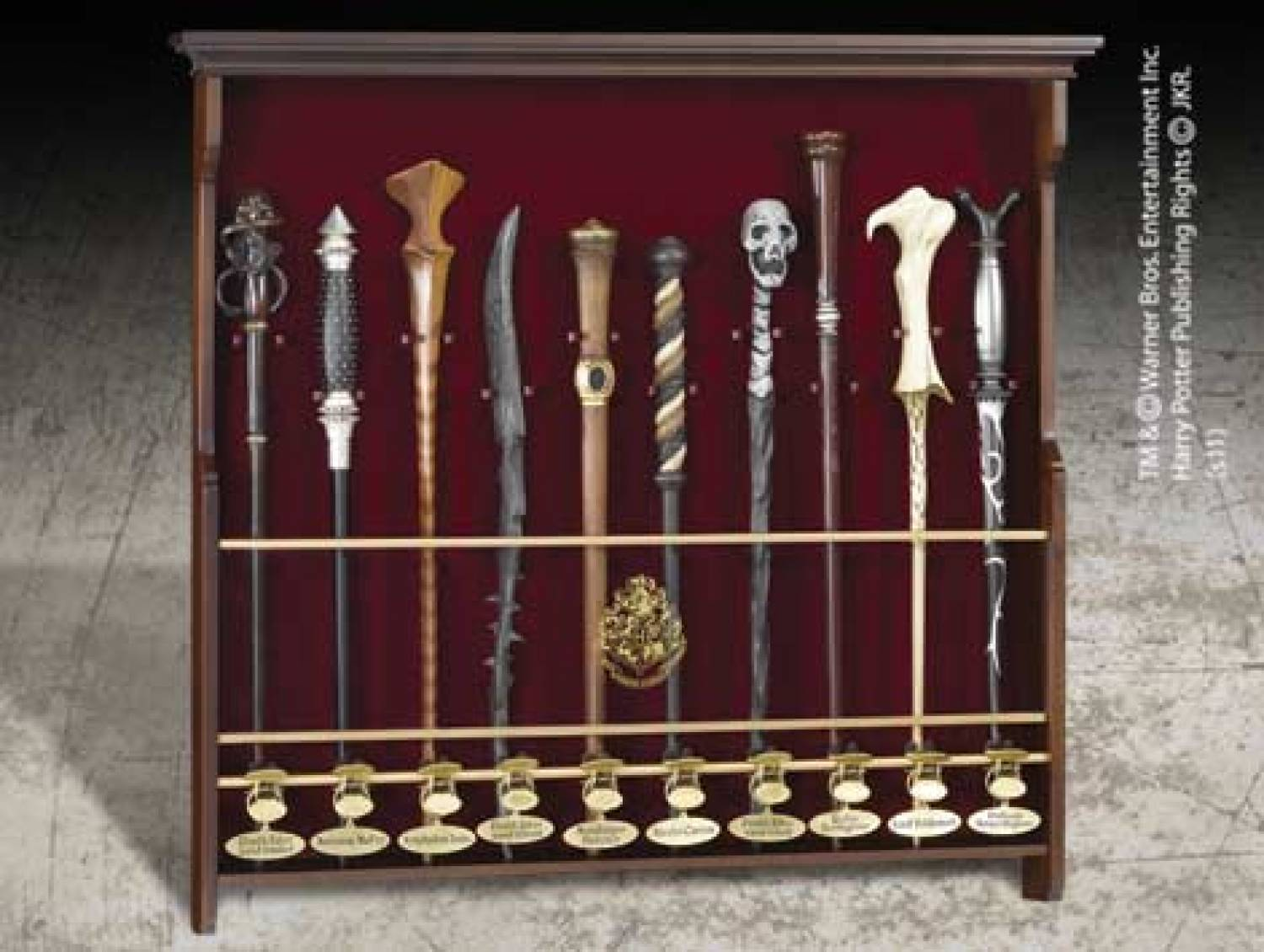 Hp the deathly hallows percy weasley 39 s wand the movie for Harry potter deathly hallows wand