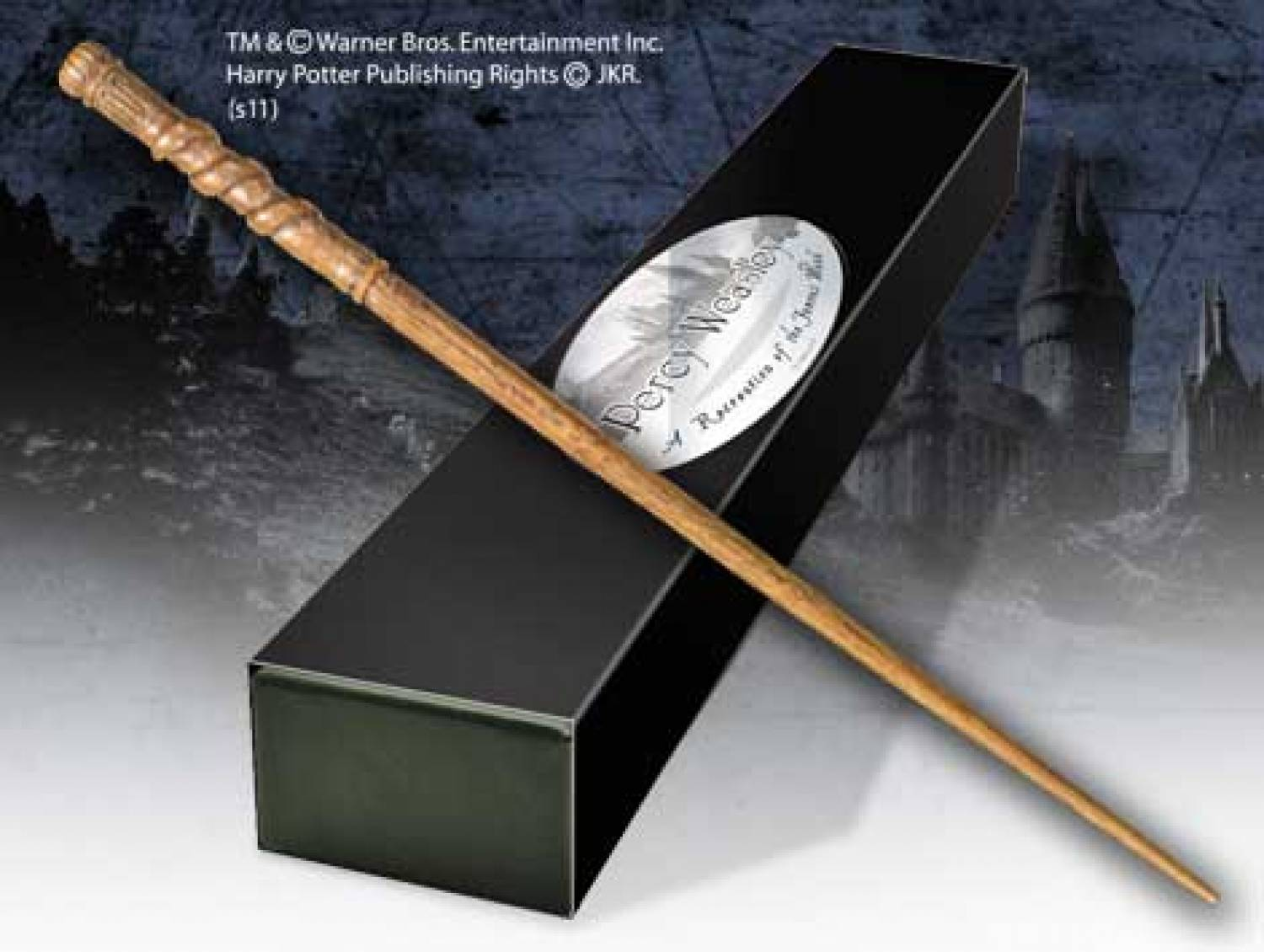 Hp the deathly hallows percy weasley 39 s wand the movie for The deathly hallows wand