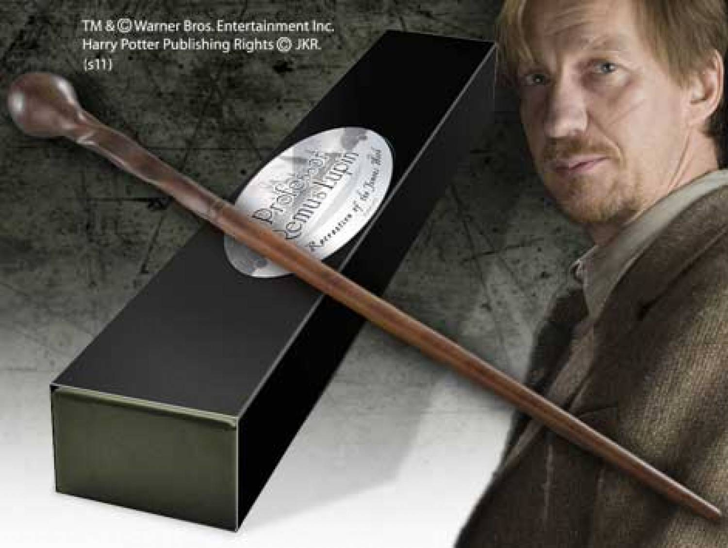 hp the deathly hallows remus lupin 39 s wand the movie store. Black Bedroom Furniture Sets. Home Design Ideas