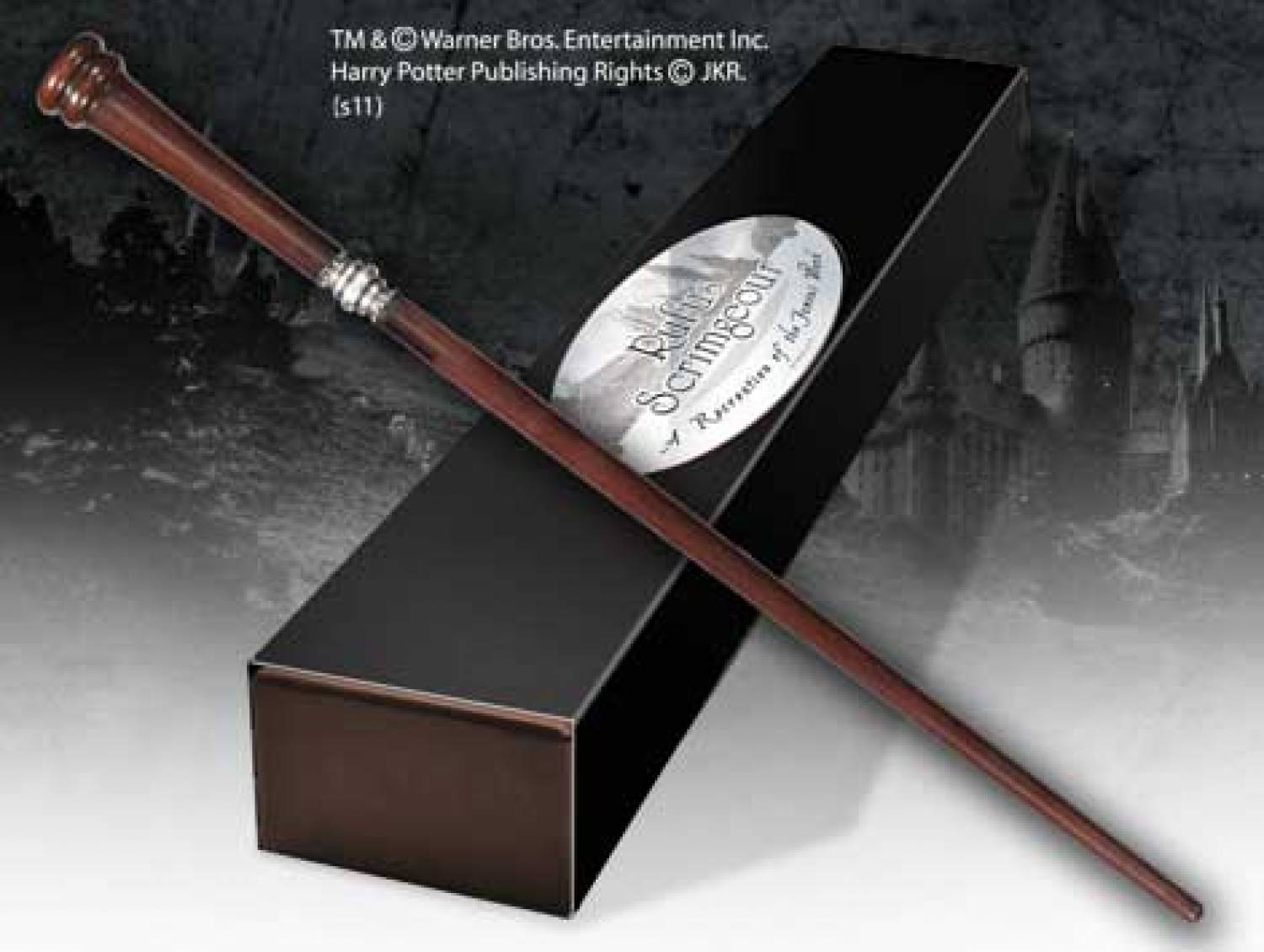 Hp the deathly hallows rufus scrimgeour 39 s wand the for Harry potter and the deathly hallows wand