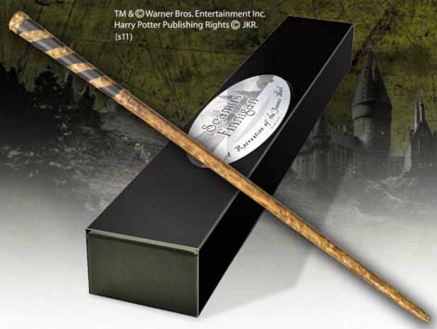 Hp the deathly hallows seamus finnigan 39 s wand the for Harry potter deathly hallows wand