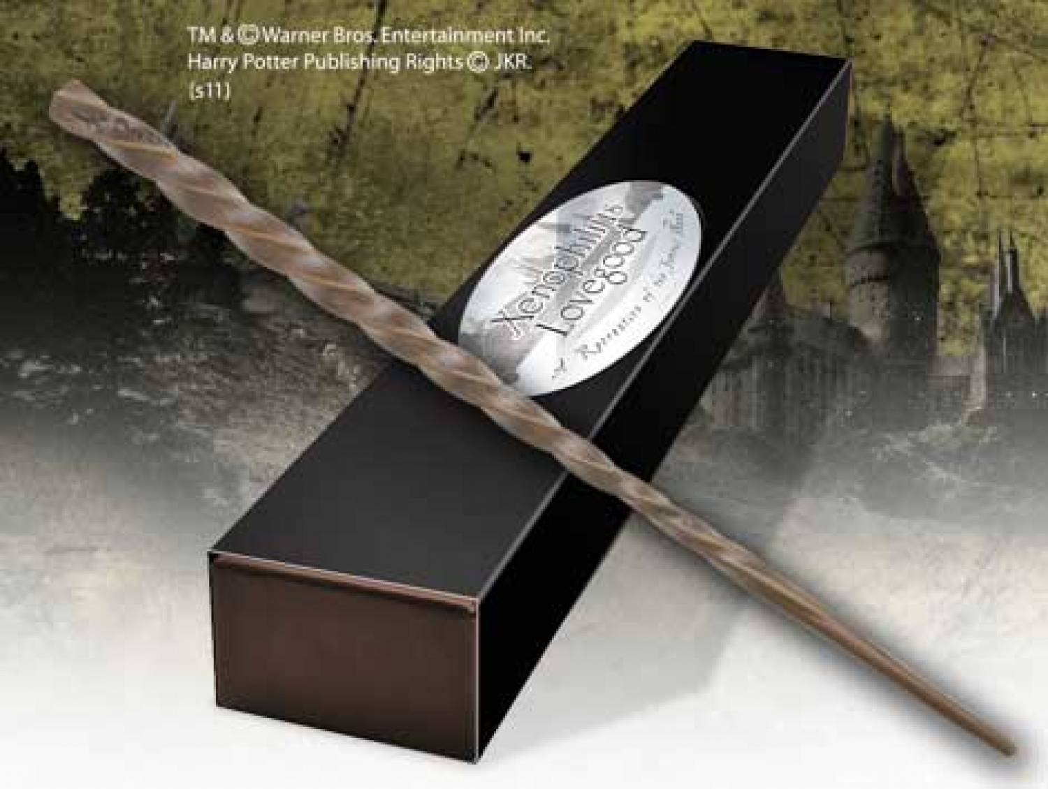 Hp the deathly hallows xenophilius lovegood 39 s wand the for Static wand