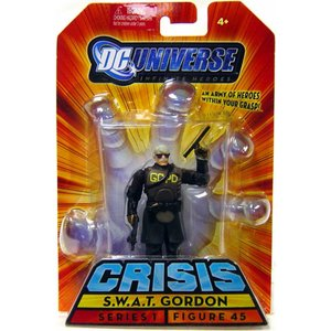 DC Universe Infinite Heroes SWAT Gordon (Batman)