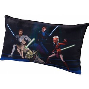 Star Wars The Clone Wars Jedi Crew Pillow