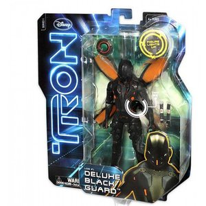 "Tron: Legacy - Black Guard Deluxe 6"" Action-Figure"