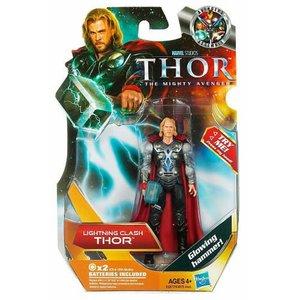 Thor Movie 4-inch Figures - Lightning Clash Thor