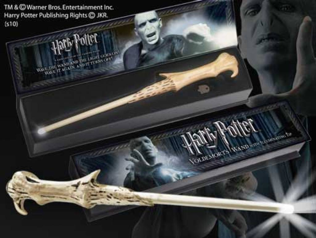 Lord voldemort wand the image kid has it for Harry potter voldemort wand