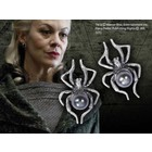 HP - Narcissa Malfoy Spider Earrings (Silver)