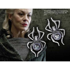 HP - Narzissa Malfoy Spinne Ohrringe (Sterling Silber)