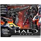Halo: Reach - Series 3 Warthog Gauss-Kanone mit Spartan Operator