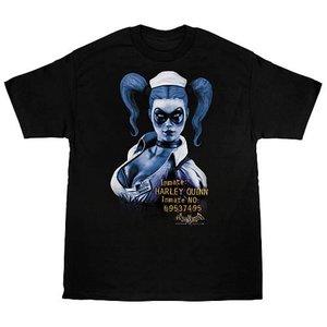 Batman Arkham Asylum Harley Quinn T-Shirt