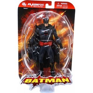 Batman Flashpoint Series 1 Action Figure