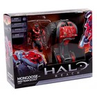 Halo: Reach - Series 4 Mongoose & Red Spartan